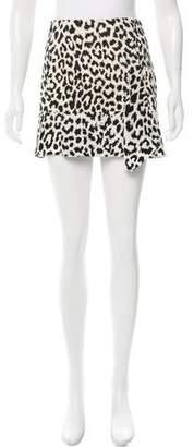 Thakoon Printed Mini Skirt w/ Tags