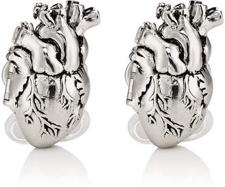 Jan Leslie Men's Anatomical-Heart Cufflinks
