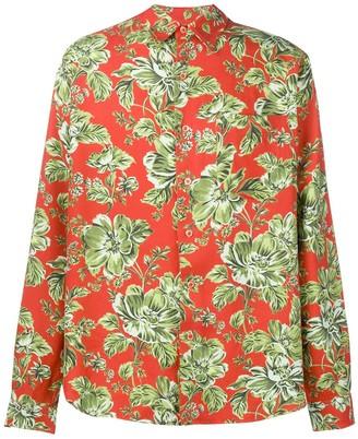 Ami Paris Classic-Wide Fit Shirt