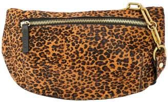 Rachel Comey leopard waist bag