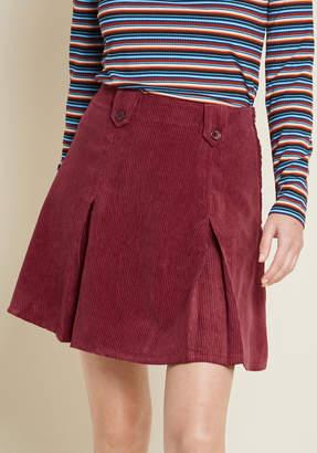 Co Shaoxing Lidong Trading Perky Participant Corduroy Skirt