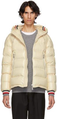 Moncler Beige Down Alberic Jacket