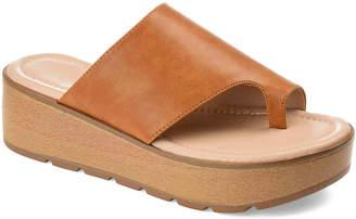Journee Collection Arabel Wedge Sandal - Women's