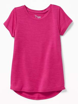 Old Navy Go-Dry Jersey Performance Tee for Girls