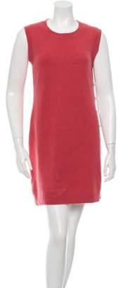 Chanel Knit Sleeveless Dress w/ Tags Coral Knit Sleeveless Dress w/ Tags