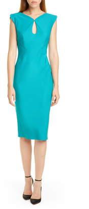 Zac Posen Jujy Sheath Dress