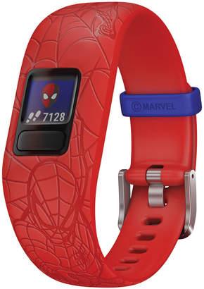 Garmin Vivofit Jr. 2 - Adjustable Spiderman in Red