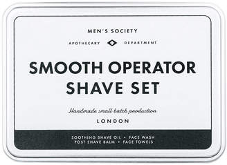 Men's Society - Smooth Operator Shave Kit