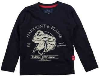 Harmont & Blaine T-shirts - Item 12016938MT
