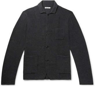 Alex Mill Unstructured Merino Wool Blazer - Men - Gray
