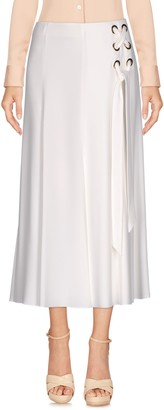 Alberta Ferretti 3/4 length skirts