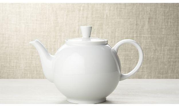 Crate & Barrel Arzberg Teapot