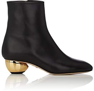 Paul Andrew Women's Brancusi Leather Ankle Boots