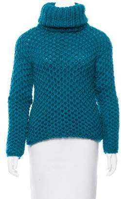 Reed Krakoff Wool Turtleneck Sweater