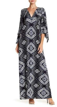 Rachel Pally Brayan Patterned Maxi Dress