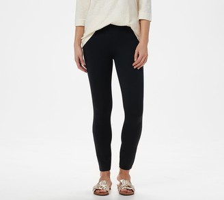 Spanx Ponte Ankle-Length Leggings - Tall