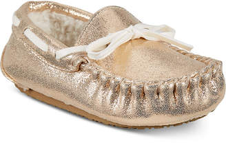 Robeez Baby & Toddler Girls Grace Glitter Bow Moccasins