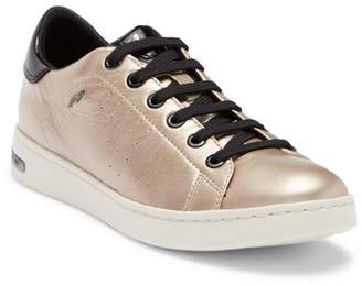 Geox Jaysen Leather Sneaker