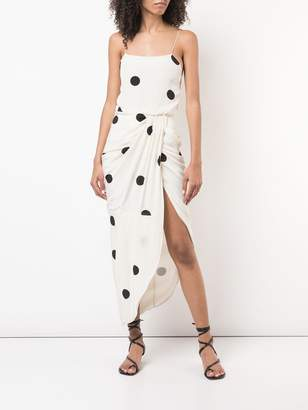 Derek Lam 10 Crosby Cami Dress with Sarong Skirt