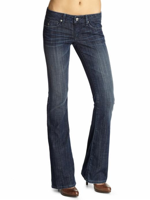 Sold Bowery Bootcut Jean