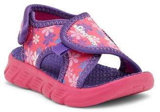 Skechers C-Flex Print Sandal (Toddler)