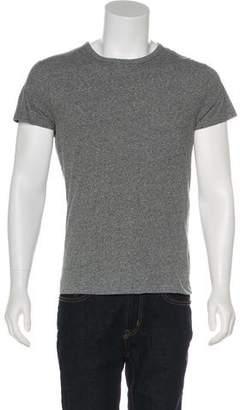 Officine Generale Woven Pocket T-Shirt