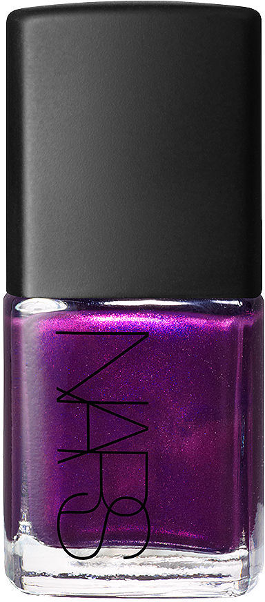 NARS Nail Polish, Purple Rain 0.5 fl oz (15 ml)