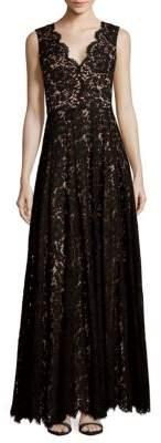 Lace Gown $448 thestylecure.com