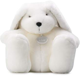 Christian Dior soft rabbit toy