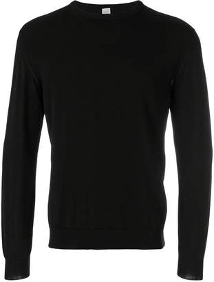Eleventy classic fitted sweater