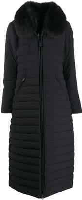Peuterey collar padded coat
