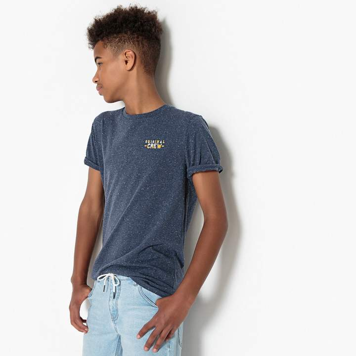La Redoute Collections Printed T-Shirt, 10-16 Years