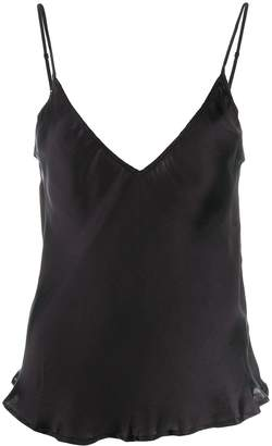 Mes Demoiselles textured vest top