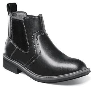 Florsheim Studio Gore Leather Chelsea Boot (Toddler, Little Kid, & Big Kid)