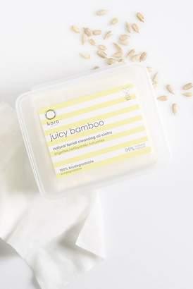 Juicy Bamboo Kaia Naturals Facial Cleansing Cloths