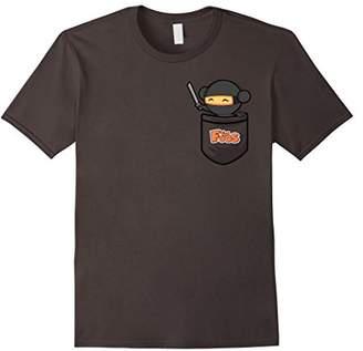 The Foos: Pocket Ninja T-Shirt