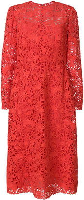 Valentino Blossom Macrame dress