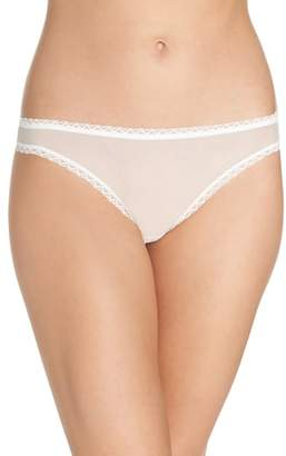 Cosabella Mesh Temptations Low Rise Thong