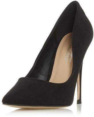 6ae4209bb87 Dorothy Perkins Womens  Head Over Heels Black  Alena  Ladies High Heel Court  Shoes
