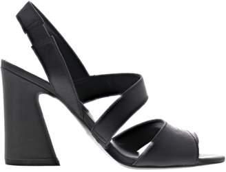 Nine West Nohemi Leather Sandals