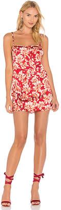 For Love & Lemons Melanie Slip Dress