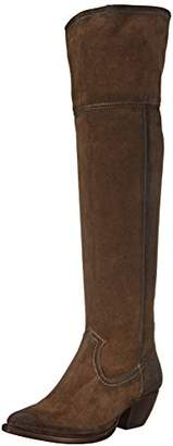 Frye Women's Sacha Over The Knee Western Boot