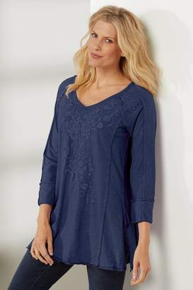 Soft Surroundings Mellie Tunic