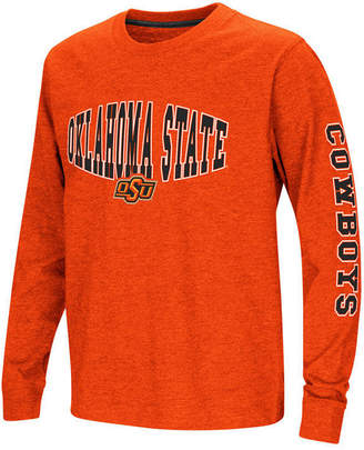 ... Colosseum Oklahoma State Cowboys Spike Long Sleeve T-Shirt d84a54498