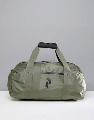 Peak Performance Detour Carryall In Dark Green