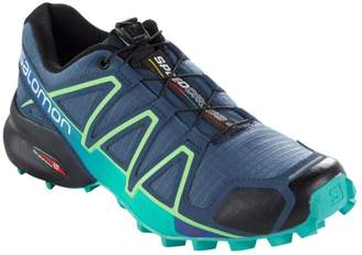 L.L. Bean L.L.Bean Women's Salomon Speedcross 4 Trail Running Shoes