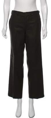 Ralph Lauren Wool Wide-Leg Pants