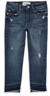 Chloé DL Premium Denim Little Girl's Skinny Jeans