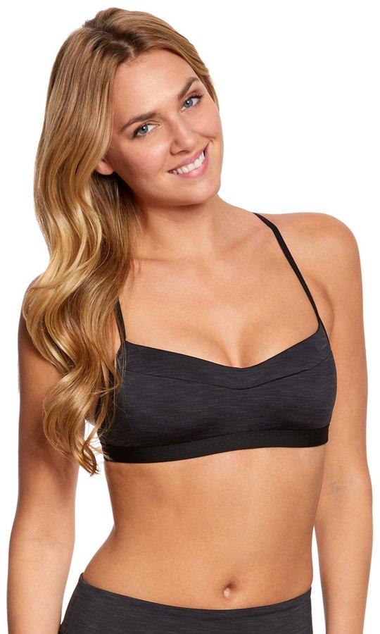 Nike Women's Iconic Heather Sculpt Bikini Top 8151546