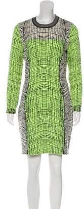 Kenzo Long Sleeve Mini Dress w/ Tags